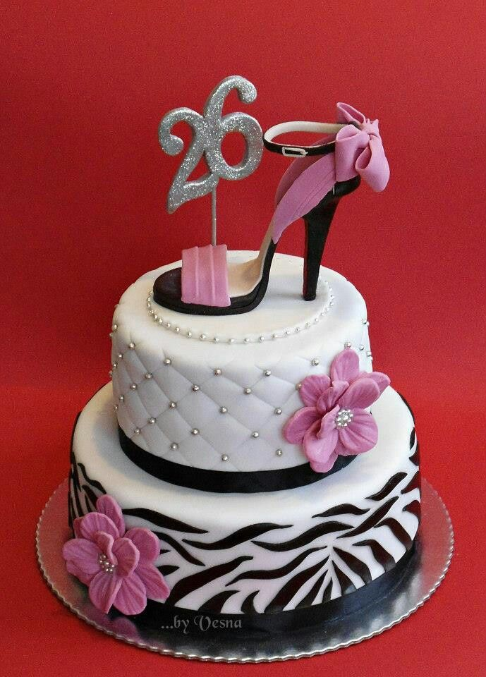 Birthday Cakes For Girls Za ~ Th birthday for girls torte za ti rodjendan pinterest cake