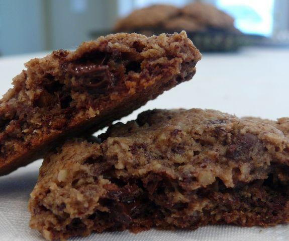 Better Than Those Fancy-Schmancy Department Store Chocolate Chip Cookies...