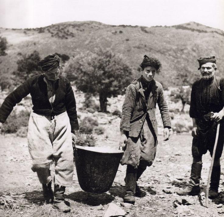 Ανατολική Κρήτη. Nelly's - 1927