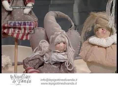Le Pigottine di Vanda-Le Palline Freddolose-Video+Cartamodello