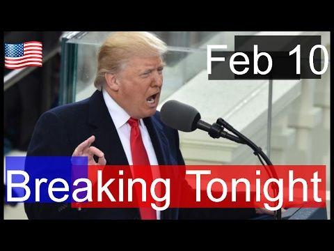 Latest world news: Breaking Tonight , President Donald Trump Latest N...