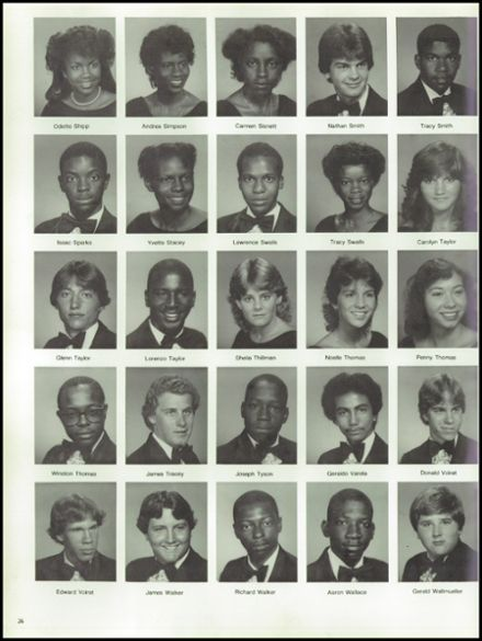 1984+Suncoast+High+School+Yearbook+via+Classmates.com
