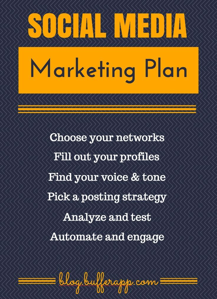 375 best Social Media Marketing images on Pinterest Marketing - social media marketing plan