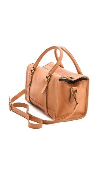Gorgeous leather travel bag