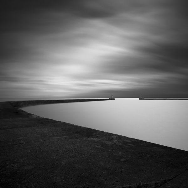 Channel Entrance - @ Mats Reslow #longexposure