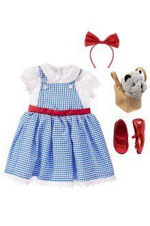 Cute Halloween Costume: Dorothy