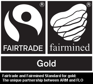Alliance for Responsible Mining. choose fair trade gold!