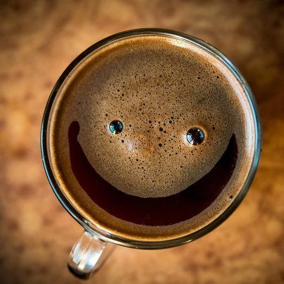 Coffee is healthy for body and brain