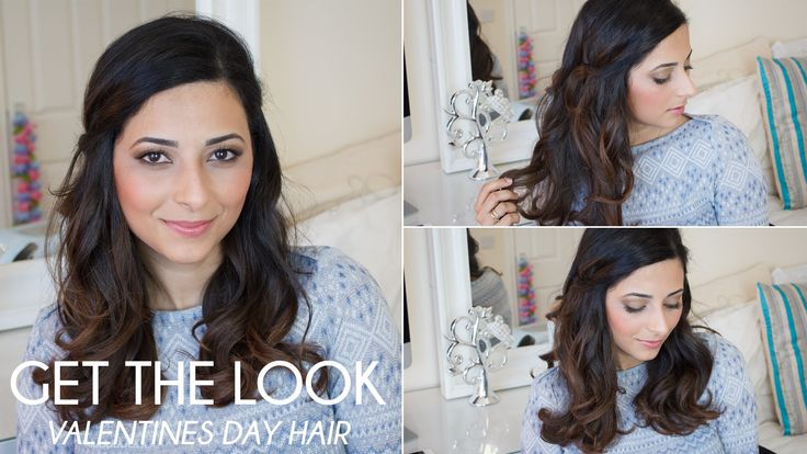 The lovely Ysis from Le Beauty Girl shows us how to achieve effortless Valentine's Day curls using the Babyliss Pro Perfect Curl Styling Tool. #hair #tutorial #valentinesday #fragrancedirect
