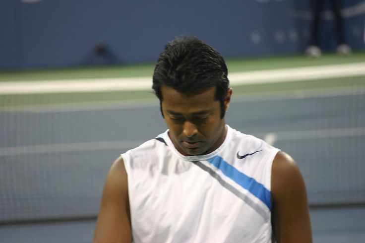 Leander Paes brought a medal to India after a long time. Relive the moment here.