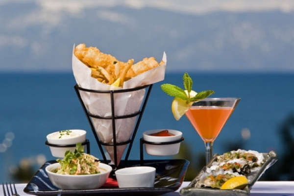 Wolfdale's Cuisine Unique On Lake Tahoe's North Shore #herestoyourhealth