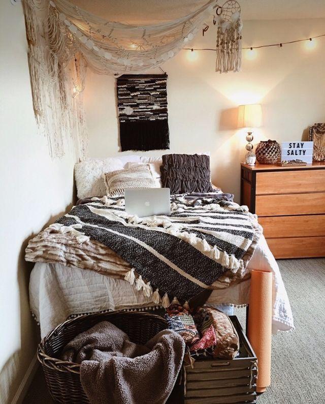 57 Creative Dorm Decoration Ideas For Your Bedroom Matchness Com Elegant Room Designs Inspiration