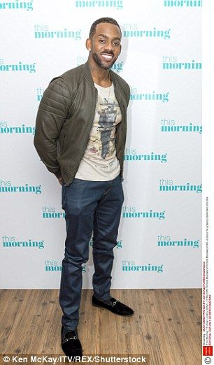 The drug dealer is the brother of EastEnders actor Richard Blackwood (pictured) who plays the charcter of Vincent Hubbard