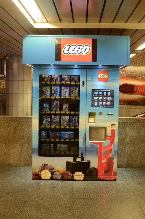 20 best Retailing - Vending Machines images on Pinterest | Vending ...