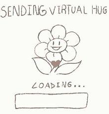 I want a hug from Flowey...