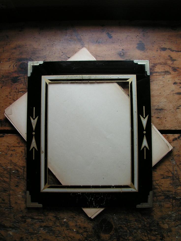 1000 Images About Art Deco Frames On Pinterest Paint