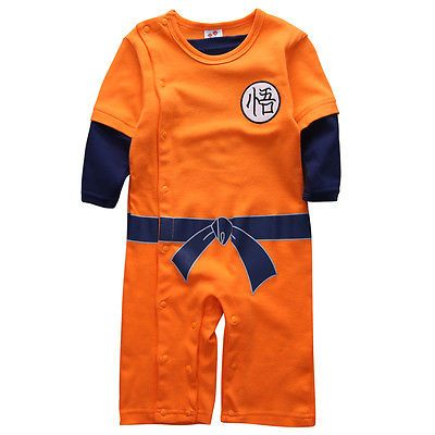 Halloween-Costume-Infant-Baby-Boy-Newborn-Toddlers-Clothing-Dragon-Ball-Goku