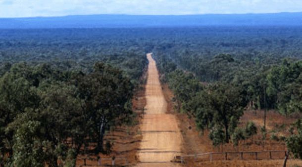 Cape York, Australia is a huge expanse of untouched wilderness and is considered the largest undeveloped places left in the world