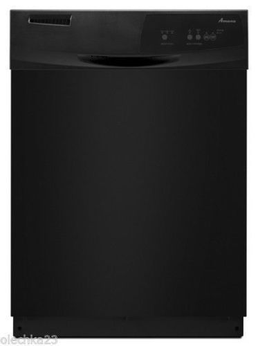 Amana-Dishwasher-BlackTall-Tub-Fill-Console-Energy-Star-Stylish-ADB1100AWB. It is energy efficient, as is all ENERGY STAR items. It also saves you a lot of money. ENERGY STAR items like the cloths washer takes about 14 gallons of water per wash as opposed to other best selling brands like Target appliances, which use anywhere from 27 to 30 gallons per load. ENERGY STAR brand is energy-efficient certified. Love this brand!