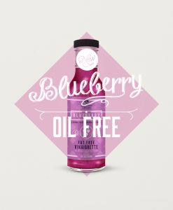 Gluten Free - Sugar Free - GMO Free - Dairy Free - Oil Free  Not your mama's fat-free vinaigrette. When fresh blueberry puree, French Dijon mustard, and famous melfor vinegar combine, the result is like a fine wine, with sweetness on the front and a decidedly herbal finish.