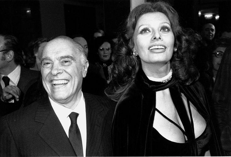 Sophia Loren a Carlo Ponti: Ich láska začala tajne, no rozdelila ich až smrť Ona mu dala zázemie, on z nej urobil hviezdu.