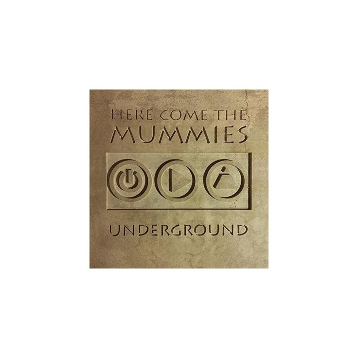 Here Come the Mummies - Underground (CD)