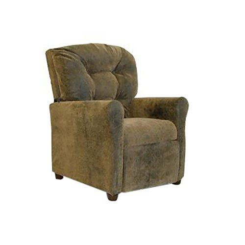 Upholstered in beautiful and durable fabric, the Brown Bomber Casual Child Recliner Chair is sure to be a huge hit with your kids. This recliner is truly the most relaxing type of chair they can possess. With reclining back and extending footrest, this chair will give your children a reason to... more details available at https://furniture.bestselleroutlets.com/children-furniture/chairs-seats/recliners/product-review-for-dozydotes-child-recliner-4-button-brown-bomber-dzd10148