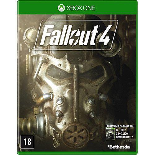 Game Fallout 4 - Xbox One - Submarino.com