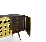 Monocles Sideboard | Essentials Home Mid Century Furniture