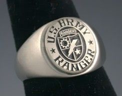 US Army Ranger Ring - Really hope that I can get this for my husband some day!