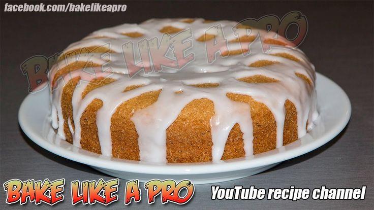 Mini VEGAN Vanilla Cake Recipe - EGG FREE vanilla cake recipe