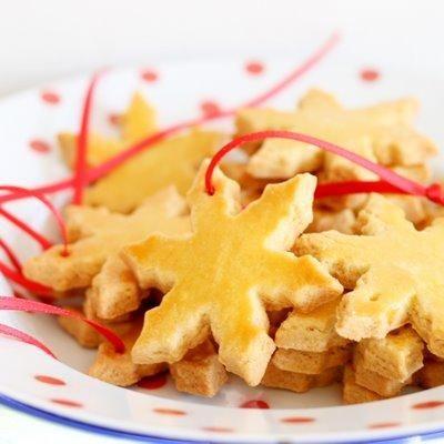 Les biscuits de Noël  # 1 - Butterbredele