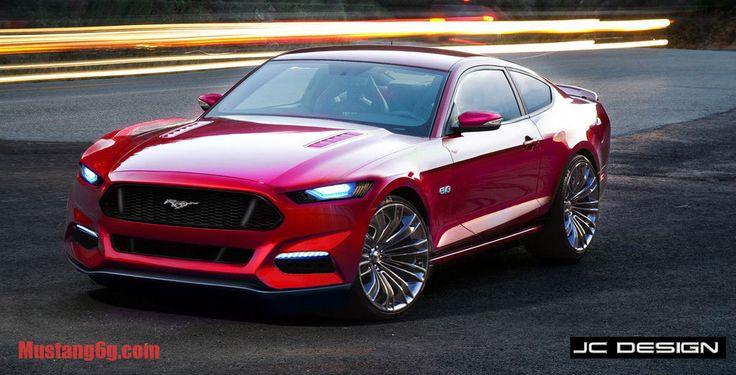 2015 mustang grille   2015+ Mustang (s550) Forum News Blog ...