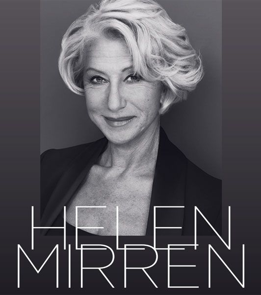Untouched and unairbrushed, Helen Mirren is the new face of L'Oreal Paris - Telegraph
