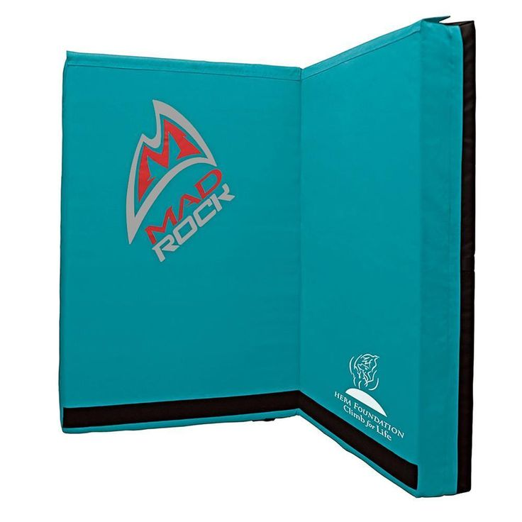 The latest addition to the Mad Rock Climbing gear line is the HERA Pad, a bouldering pad that does more than cushion a rock climbers fall.it also helps save women's lives. The New HERA Pad, designed with softer foam to make the pad lighter and have a better bounce for female climbers, is aiding in the fight against ovarian cancer. | eBay!