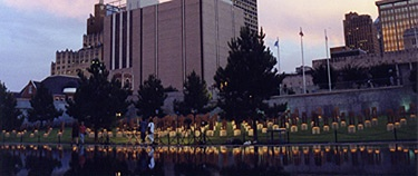 OK: Oklahoma City National Memorial