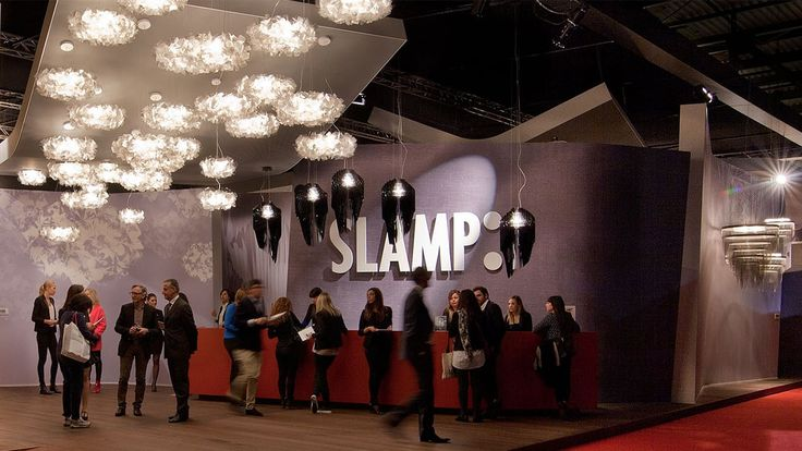 Slamp's handmade design at a glance