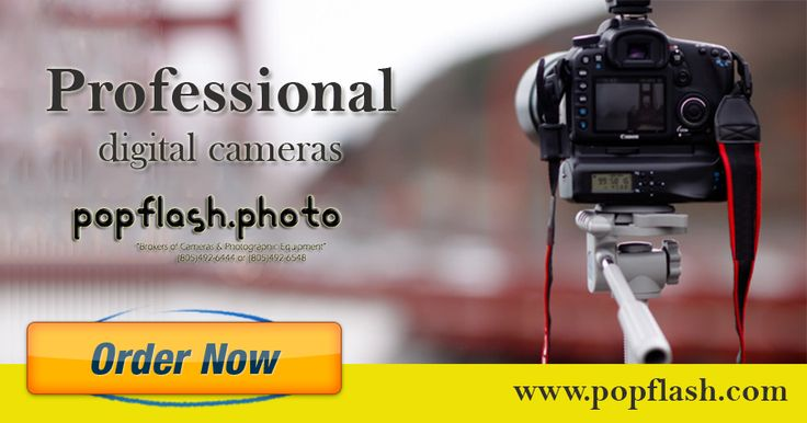 Professional Digital Cameras- With Superior Precision and Amazing Quality Pictures