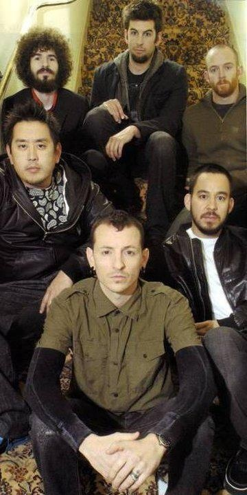 Linkin Park: My all time most favourite band <3
