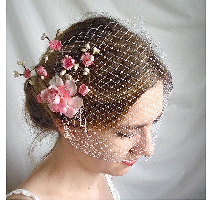 Brides: Style Inspiration: Cherry Blossoms | Spring Weddings | Wedding Ideas | Brides.com | Wedding Ideas