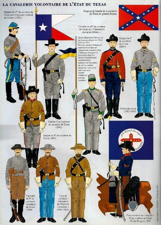 Texas Cavalry