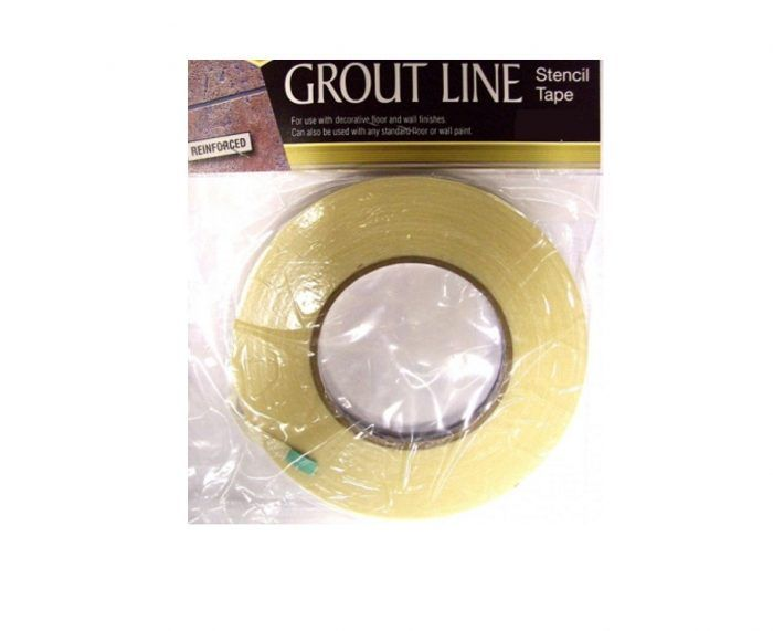 Armorstone 1 4 Grout Line Tape 60 Yards Armorpoxy Floor Products Tape Grout Line