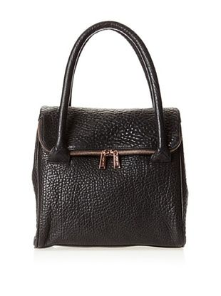 60% OFF Me Char Women's Brigid Satchel, Black
