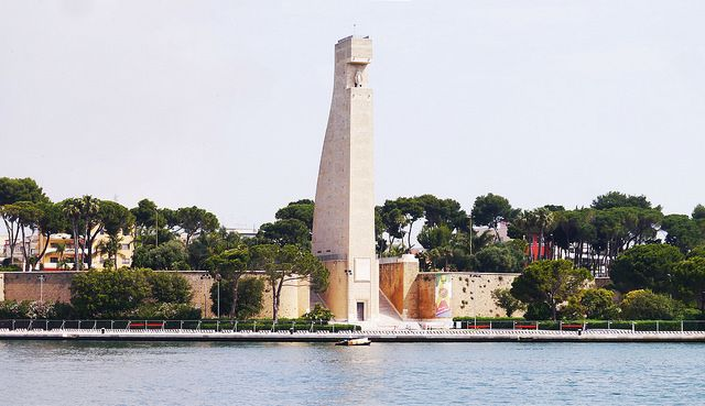 Monumento Nazionale al Marinaio d'Italia – Seconda Parte | Brundarte