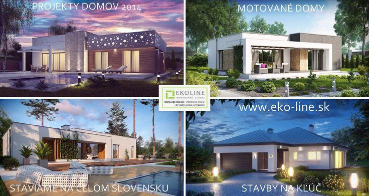 Nízkoenergetické montované domy na kľúč | Slovensko | Slovakia | Slovak - http://www.eko-line.sk/index.php?pg=1