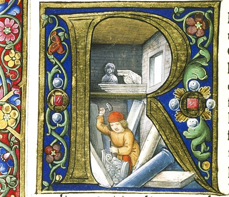 Image result for medieval manuscripts pliny the younger
