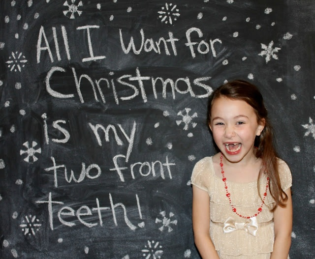 @Krista Nestman let's do this when sid loses his 2 front teeth.