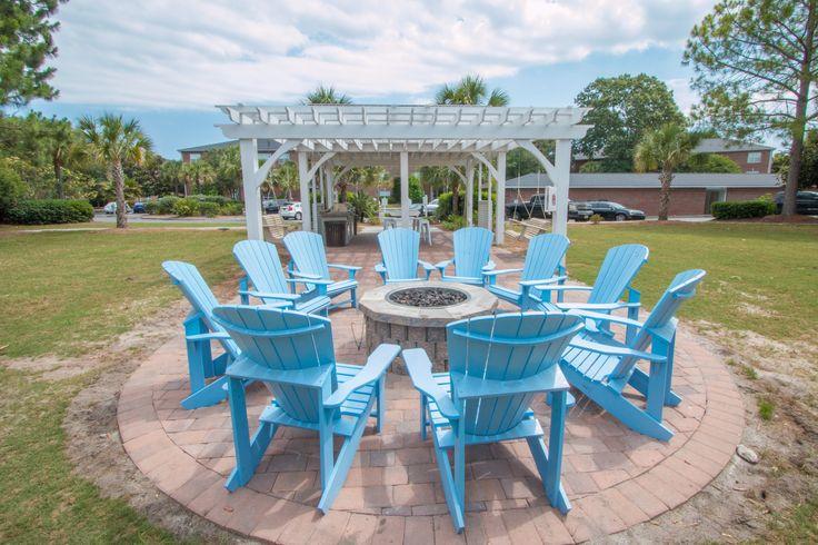 Center Park Outdoor furniture sets, Outdoor decor
