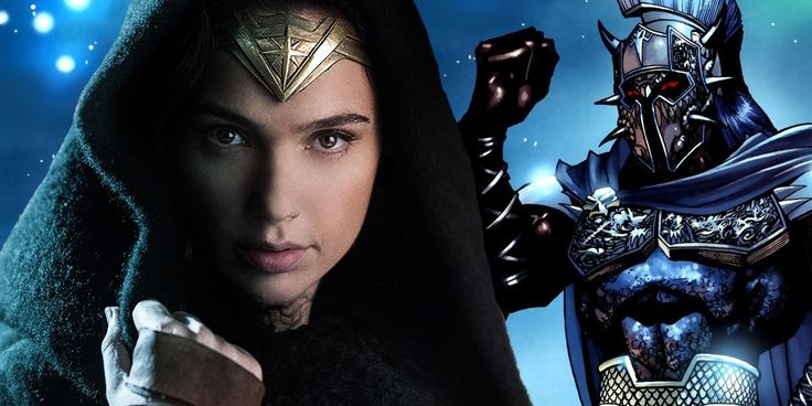 Wonder Woman Director Says Ares is 'The Greatest Villain'