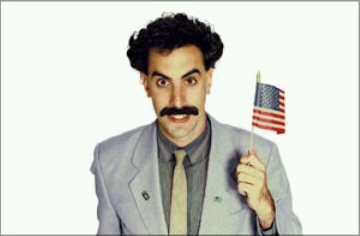 Borat! Actors, Sacha baron cohen, Worst movies
